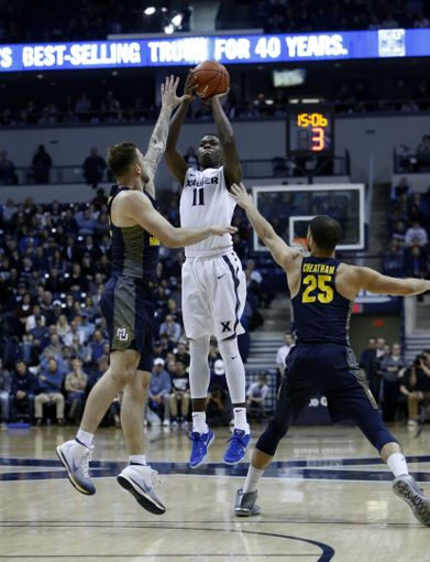 NCAA Basketball: Marquette at Xavier