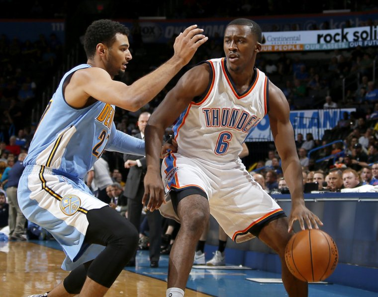 THUNDER DENVER PRESEASON